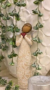 Willow Tree; Engel; Figuren; Susan Lordi; Glücksbringer; Tröster