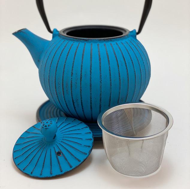 Gusseiserne Teekanne von Ja-Unendlich