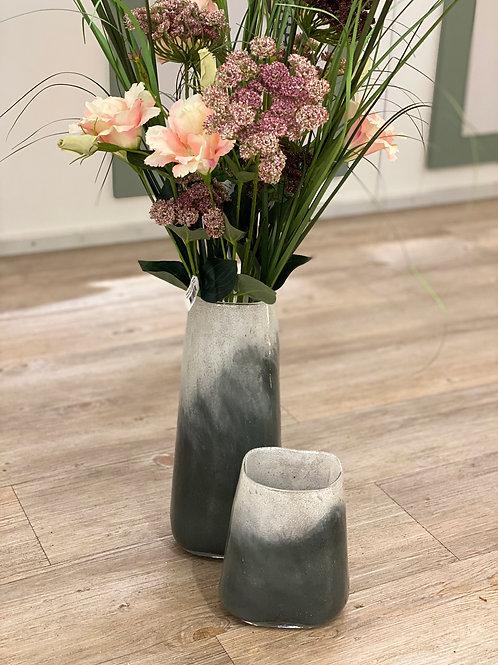 "Vase aus Glas ""Lavinia"""
