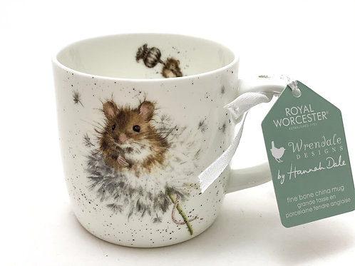 Wrendale Designs Becher Maus - Country Mice