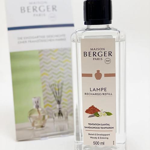 "Lampe Berger Duft-500 ml ""Verführerisches Sandelholz """
