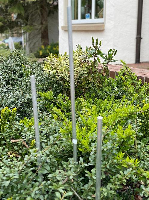 Alu-Stange für Gartenstecker