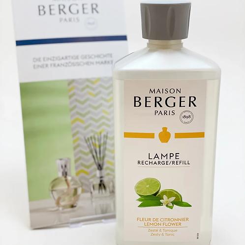 "Lampe Berger Duft-500 ml ""Zitronenblüte"""