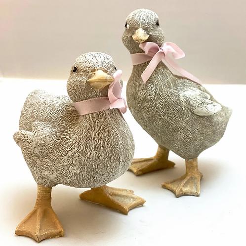 Süße Deko-Enten