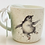 Thumbnail: Wrendale Designs Becher Pinguine - Out of the Town
