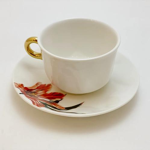ESSENZA HOME Kaffeetasse & Untertasse