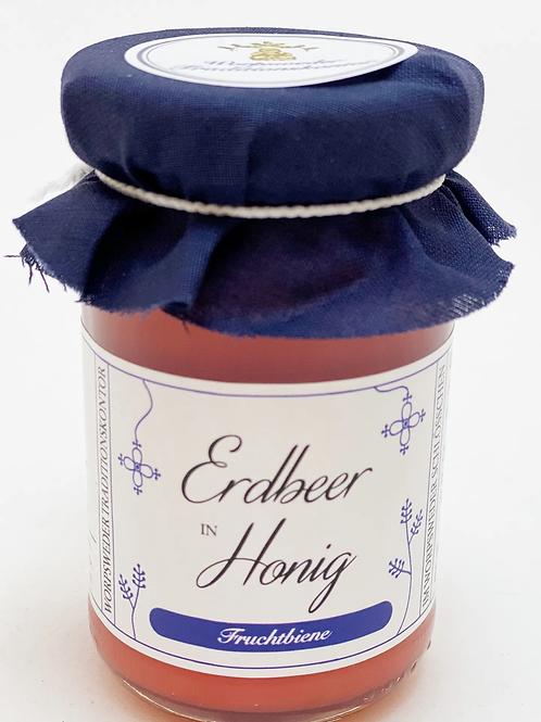 Erdbeer in Honig
