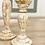 Thumbnail: Kerzenständer aus Holz