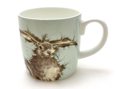 Wrendale Designs Becher Hase - XL Hare Brained