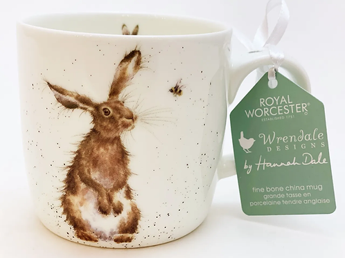 Wrendale Designs Becher Hase - The Hare and the Bee