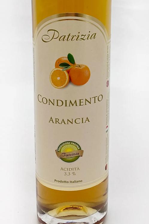Patrizia Feinkost Frucht-Essig Orange