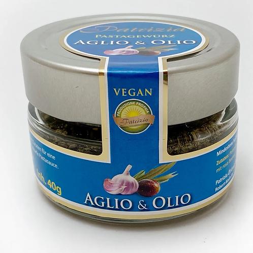 Patrizia Feinkost Pastagewürz - Aglio & Olio