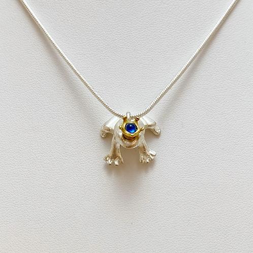 gubo - Halskette Frog