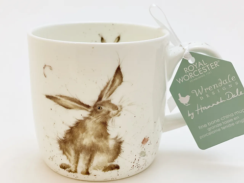 Wrendale Designs Becher Hase - Good Hare Day