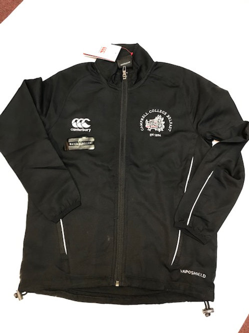 Black Canterbury Track Jacket