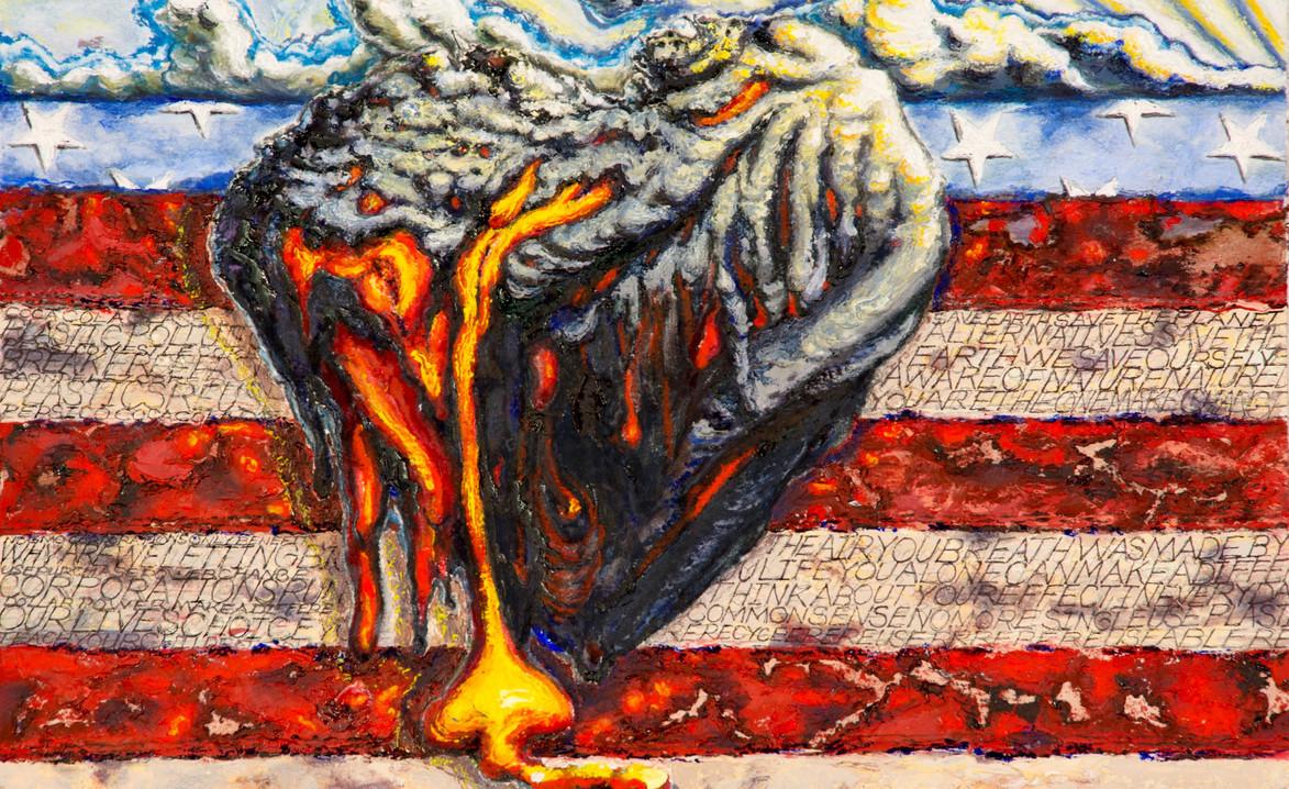 Volcanic Bleeding Heart
