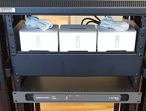 Sonos multizone system, Martha's Vineyard.