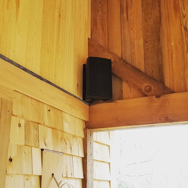Another home audio system done!