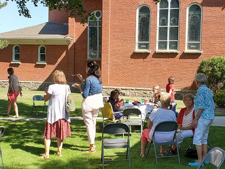 St Gall Parish House Open House!
