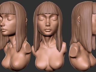 Sculpting & Modeling