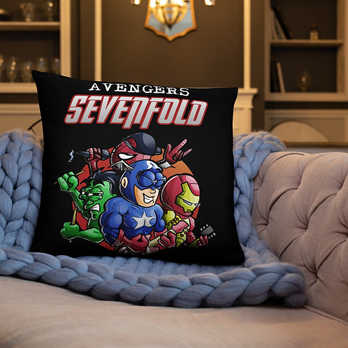 Avengers Sevenfold Pillow