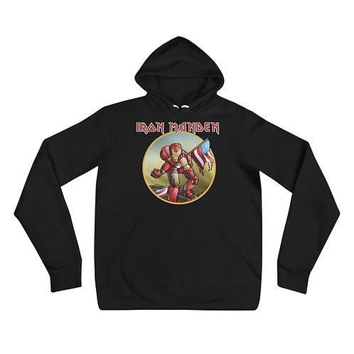 Iron Manden - Unisex hoodie