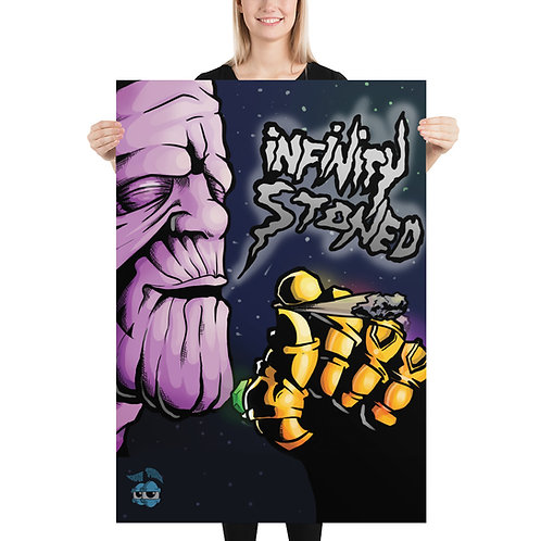 Infinity Stoned Poster
