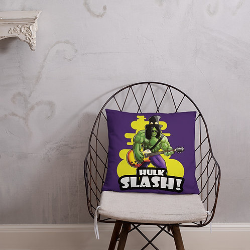 Hulk Slash Pillow