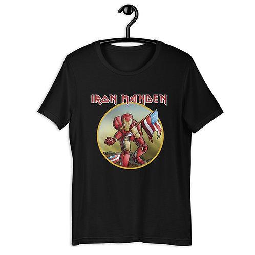 Iron Manden Unisex T-Shirt