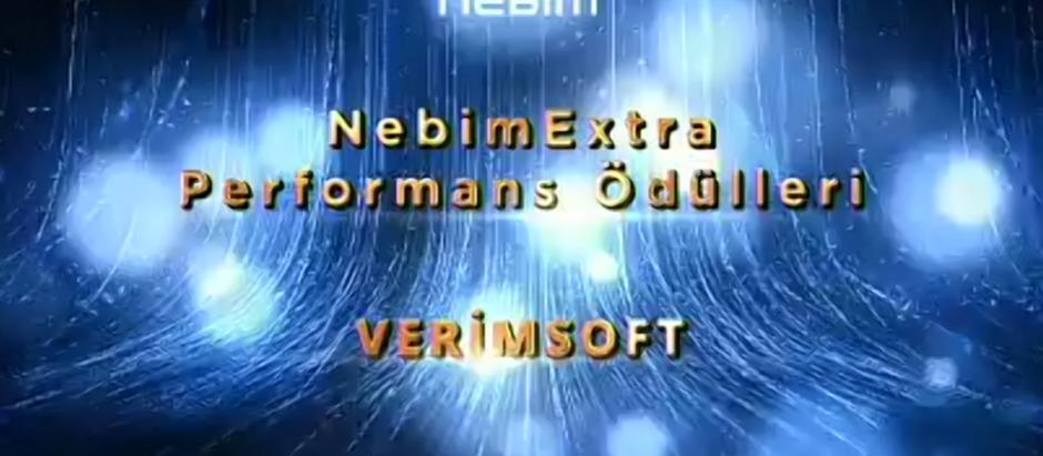 En İyi NebimExtra Performans Ödülünü Aldık!