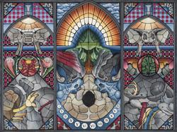 """""""Illumination"""" Windows to the Skull"""
