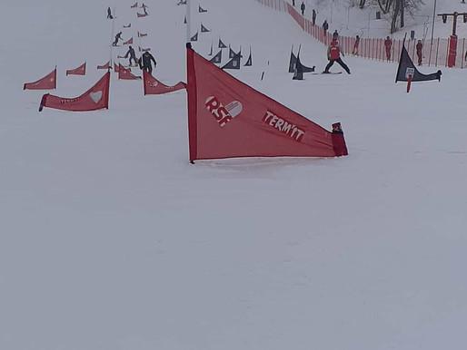 Кубок Европы по сноуборду, параллельный слалом.