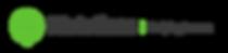 9Solutions logo tagline side black web R