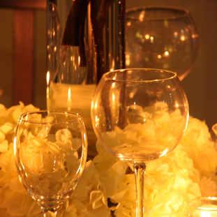 Hydreangea Wedding Centerpiece.JPG
