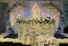 Stephanie & Paresh Wedding at Coastlands