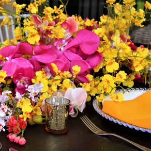 Colorful wedding table decor.JPG