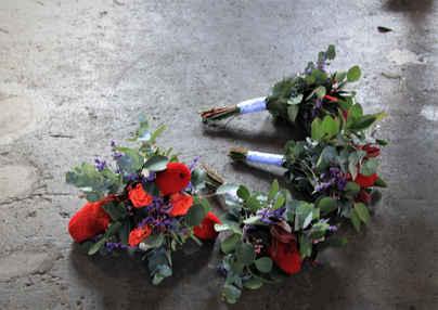 Tamon Bridal Bouquet and Bridesmaids.JPG