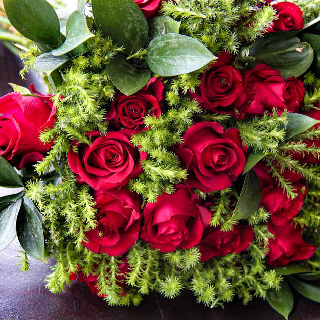 Red roses wedding bouquet.JPG