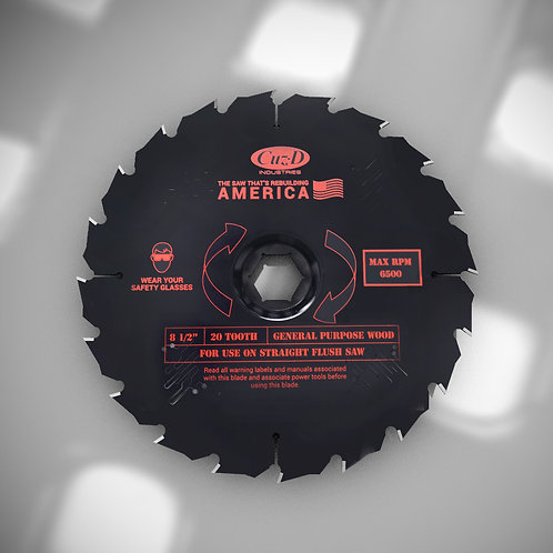 20 Tooth Blade
