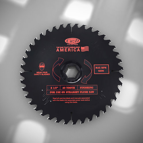 40 tooth blade