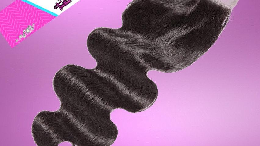 Raw Indian Hair | Closure.