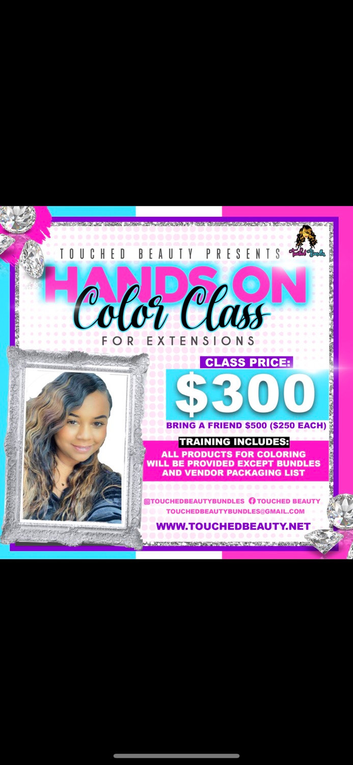 Color Class for Extensions
