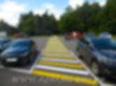 Новая разметка  Дорожной краской АК 511 или АК 503