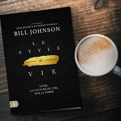 E-book Style de Vie Bill Johnson
