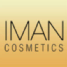 IMAN cosmetis logo