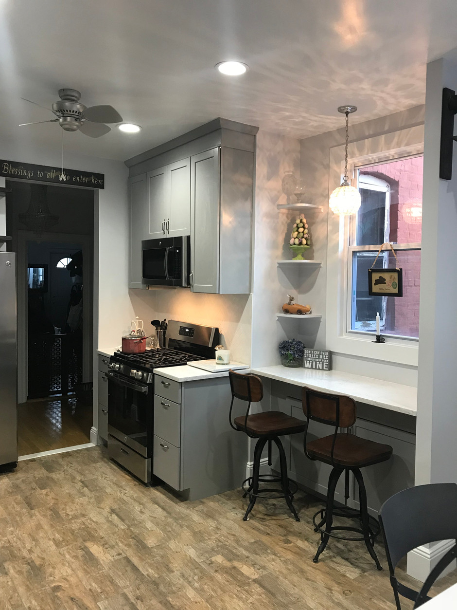 Brooklyn Renovation Home Project A001 on 2018