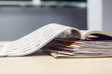 Redaktionelles für Print-Produkte von Viola Booth