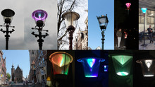 ABN AMRO Hotspots: Light & Sound / Interactive Street Lighting