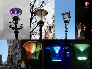ABN AMRO Hotspots: Light & Sound / Interactive Street Lighting