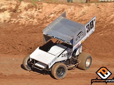 Blake Bags First Career Sprint Car Top-10